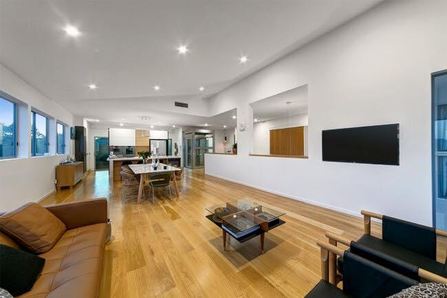 American Oak Engineered Floor