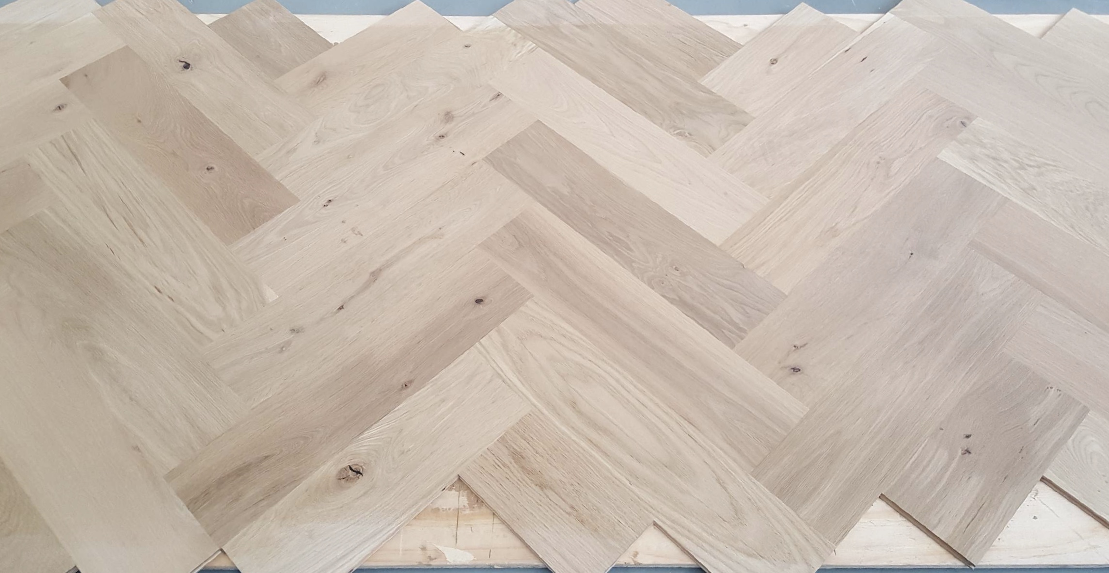 New in – European Oak Parquetry